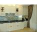 3.Кухня с фасадами МДФ белый и ДСП Egger белый альпийский