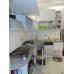 4.Кухня с фасадами REHAU Brilliant Bianco и ДСП Egger 18 мм W1000 ST9 Белый премиум