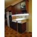 1.Кухня с фасадами из профиля МДФ AGT орех итальянский с патиной