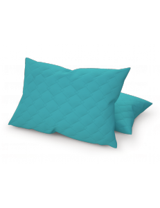 Фото Подушка Sea Power-чехол стёганый хлопок (50х70 см)