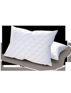 Фото Подушка Cotton-чехол стёганый хлопок (50х70 см)