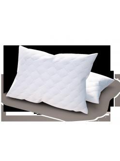 Подушка Cotton-чехол стёганый хлопок (50х70 см)