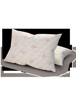 Подушка Wool-чехол стёганый хлопок (50х70 см)