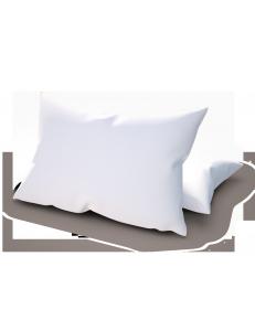 Фото Подушка холофайбер-чехол стёганый хлопок (50х70 см)