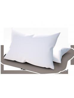 Подушка холофайбер-чехол стёганый хлопок (50х70 см)